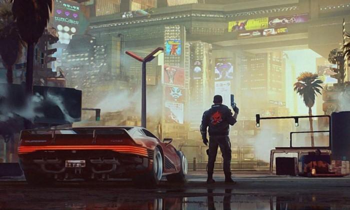 Cyberpunk 2077: Semua Lokasi Mobil dan Kendaraan Gratis